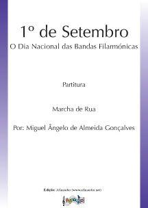 1º de Setembro - O Dia Nacional das Bandas Filarmónicas