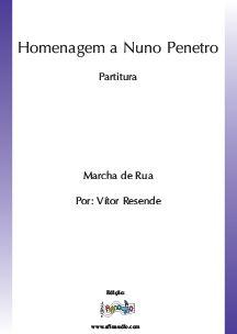 Homenagem a Nuno Penetro