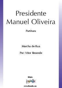 Presidente Manuel Oliveira