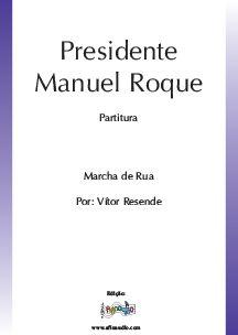 Presidente Manuel Roque