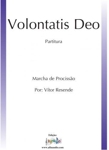Volontatis Deo