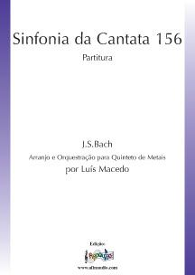 Sinfonia da Cantata 156 de Bach