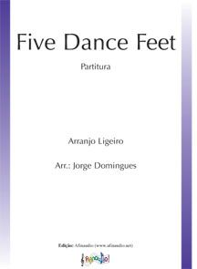 Five Dance Feet