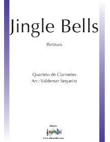 Jingle Bells - Quarteto Clarinetes