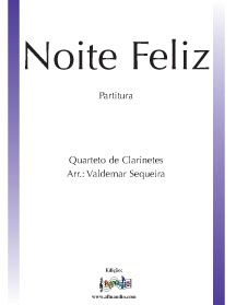 Noite Feliz - Quarteto Clarinetes