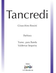 Tancredi: Ouverture