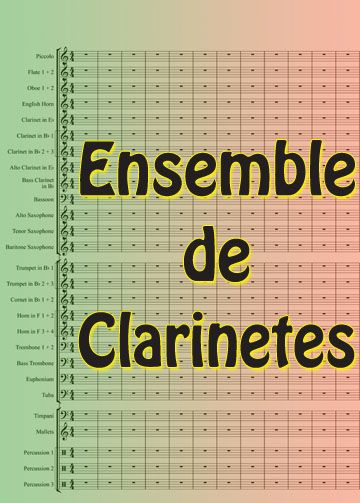 Ensemble de Clarinetes