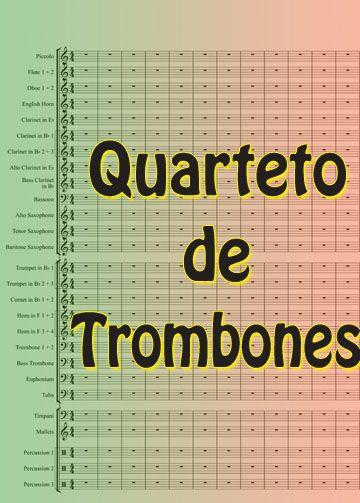 Quarteto de Trombones