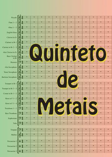 Quintetos de Metais
