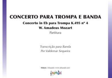 Concerto in Eb para trompa K495 W. A. Mozart