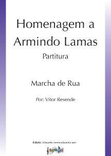 Homenagem a Armindo Lamas