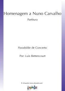 Homenagem a Nuno de Carvalho