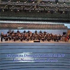 25 anos na Direcção Artística da BNF