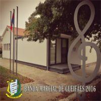 Banda Marcial de Gueifães - Maia - 2016
