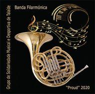 "GSMDTalaíde - Banda Filarmónica - ""Proud"" 2020"