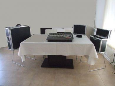Mesa de gravação roland VS 2480 CD + Écran Samsung Syncmaster 152V