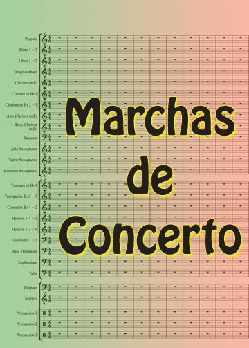 Marchas de Concerto