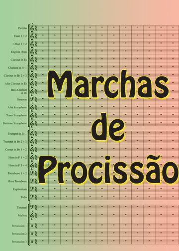 Marchas de Procissão