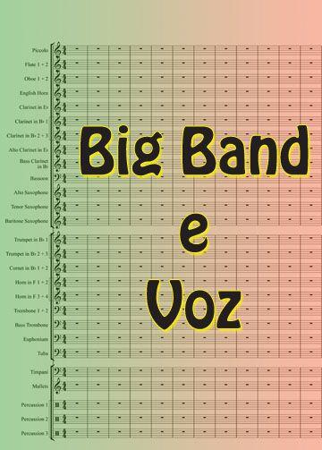 Big Band e Voz