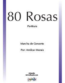 80 Rosas