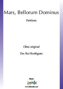 Mars, Bellorum Dominus