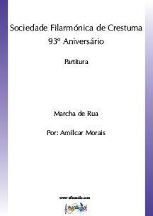 Sociedade Filarmónica de Crestuma - 93º Aniversário
