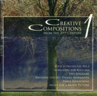 Creative Compositions from the 20th Century 1 - Concert Series 35