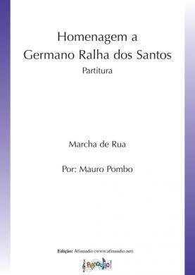 Homenagem a Germano Ralha dos Santos