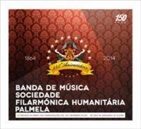 Sociedade Filarmónica Humanitária de Palmela- 150 Anos